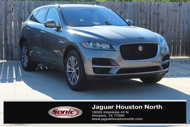 in Houston 2019 Jaguar F-PACE 25t Premium SUV New