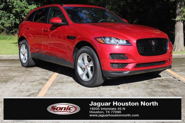 in Houston 2019 Jaguar F-PACE 30t Premium SUV New