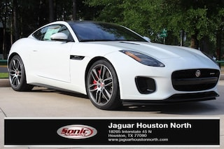 New 2020 Jaguar F-TYPE R-Dynamic Coupe in Houston