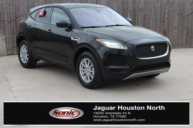 in Houston 2019 Jaguar E-PACE SUV New