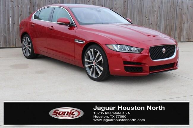 in Houston 2019 Jaguar XE 25t Prestige Sedan New