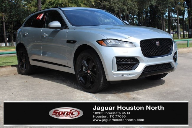 in Houston 2019 Jaguar F-PACE 30t R-Sport SUV New