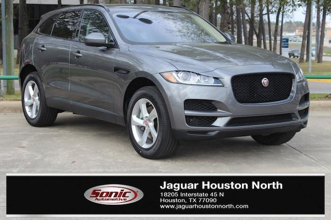 in Houston 2018 Jaguar F-PACE 30t Premium SUV New