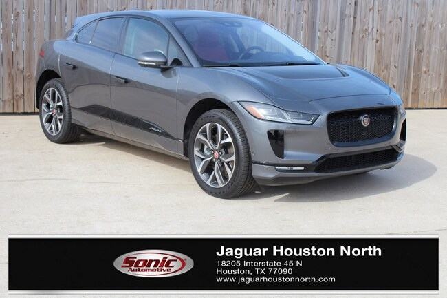 in Houston 2019 Jaguar I-PACE HSE SUV New