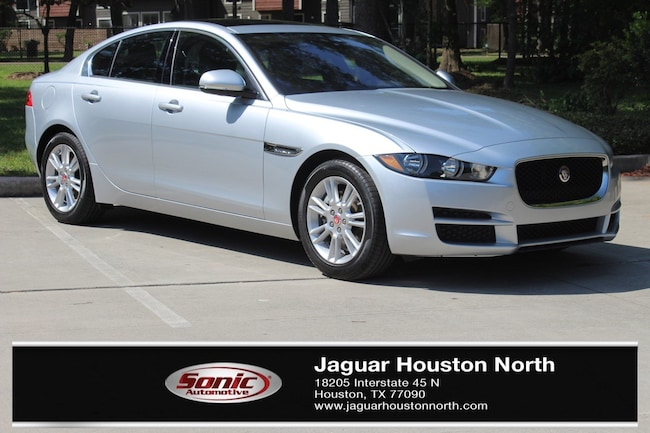 in Houston 2018 Jaguar XE 20d Premium Sedan New