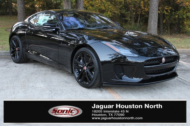 in Houston 2019 Jaguar F-TYPE P300 Coupe New