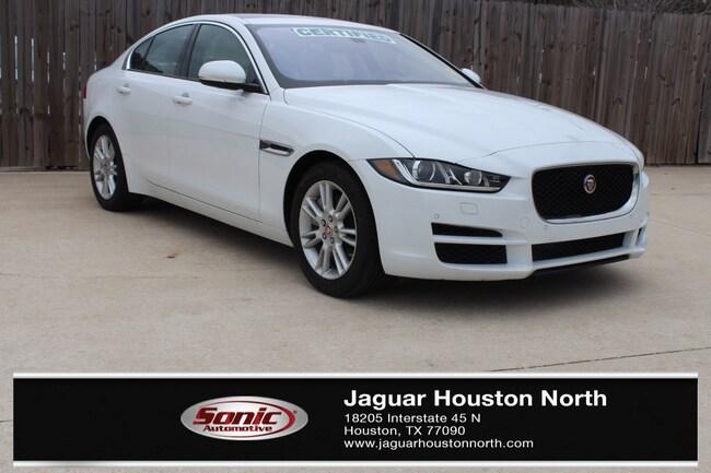 in Houston 2018 Jaguar XE 25t Premium Sedan New