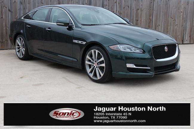 in Houston 2019 Jaguar XJ XJ R-Sport Sedan New