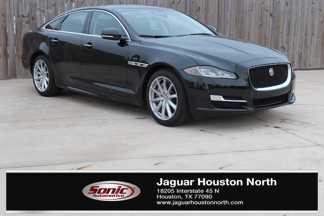 in Houston 2019 Jaguar XJ XJ R-Sport Sedan New