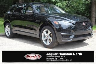 New 2018 Jaguar F-PACE 20d Premium SUV in Houston