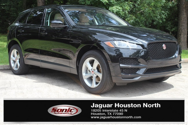new 2018 jaguar f pace for sale in houston tx stock. Black Bedroom Furniture Sets. Home Design Ideas