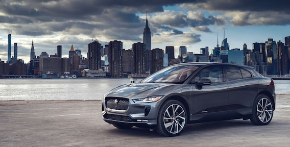 2019 Jaguar I Pace Electric Suv For Sale In Huntington Ny