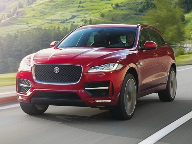 new 2017 Jaguar F-Pace