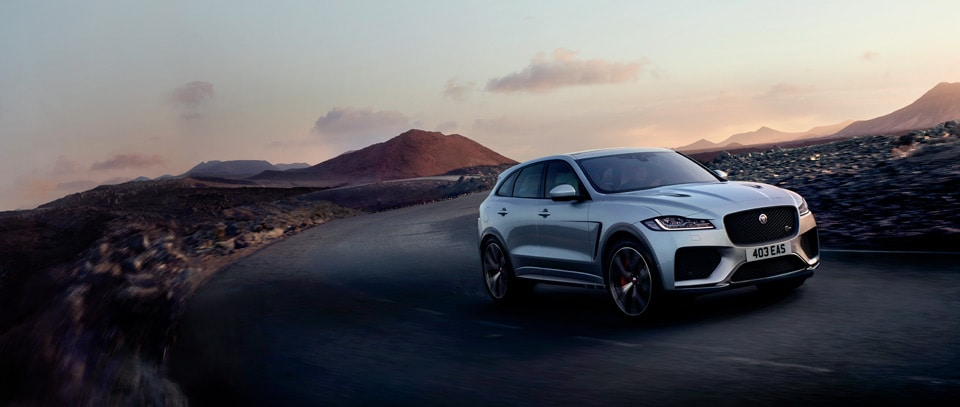 New Jaguar F-PACE SVR in Huntington NY