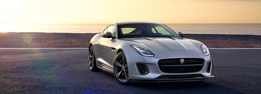 new 2019 jaguar f-type coupe & convertible on long island