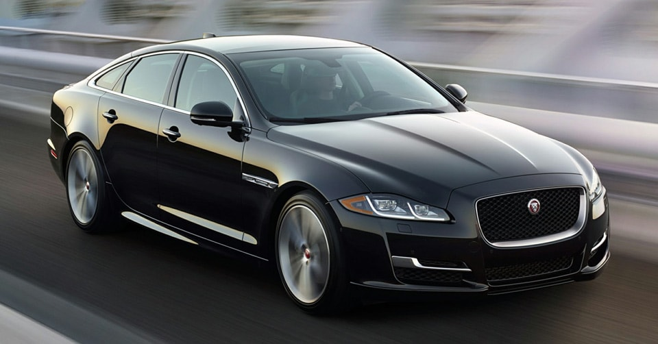 2018 Jaguar XJ On Long Island