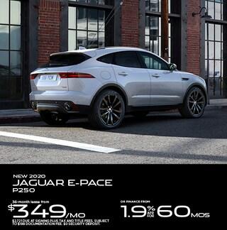 NEW 2020 JAGUAR E-PACE P250