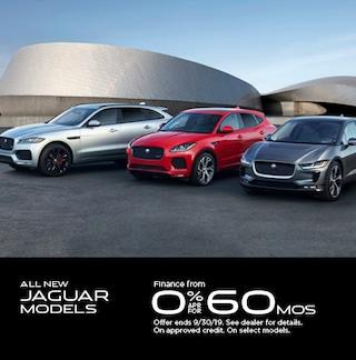 2019 Jaguar Models