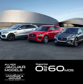 All New Jaguar Models 0% APR