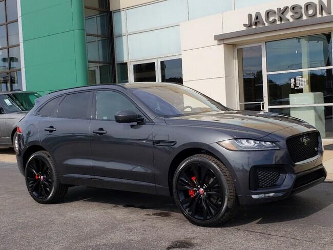 new 2019 jaguar f-pace for sale at jaguar jackson | vin