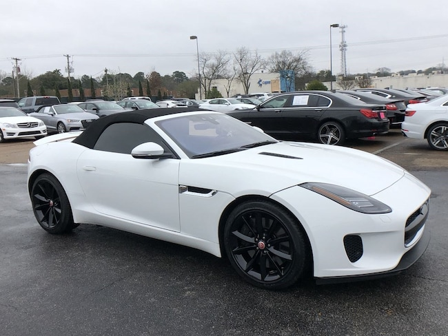 2019 Jaguar F-TYPE P380 Convertible