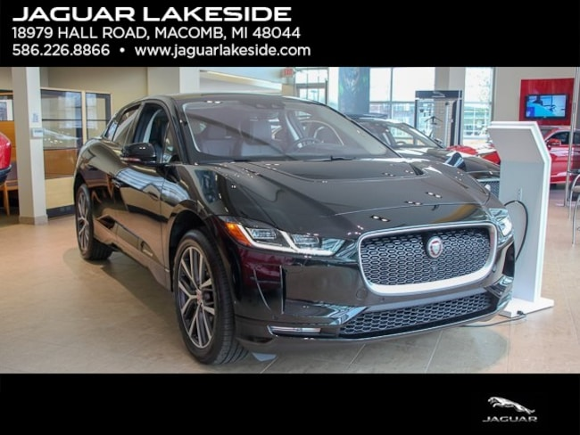 New 2019 Jaguar I-PACE First Edition SUV in Macomb
