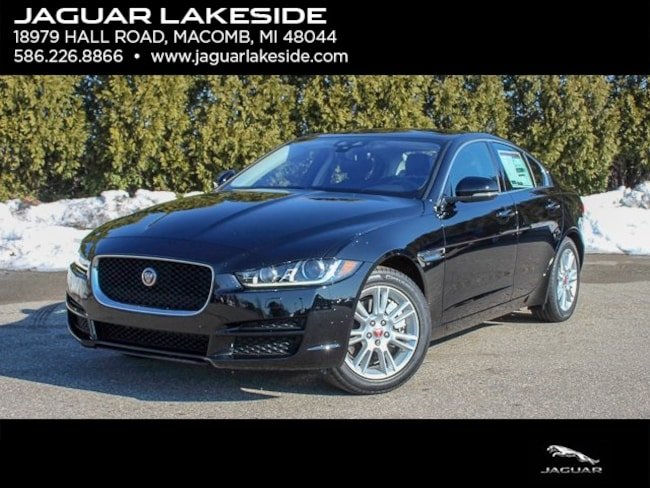 New 2019 Jaguar XE Premium Sedan in Macomb