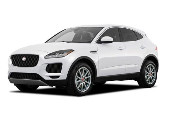 New 2019 Jaguar E-PACE S SUV in Macomb