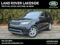 Certified Pre-Owned 2018 Land Rover Discovery SE SUV JU6244 in Macomb, MI