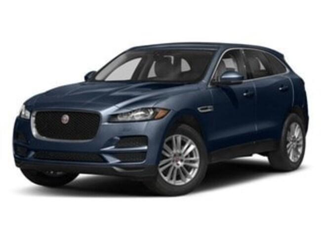 New 2019 Jaguar F-PACE 25t Premium SUV in Macomb