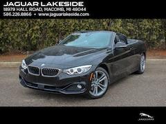 2016 BMW 4 Series 428i Xdrive Convertible