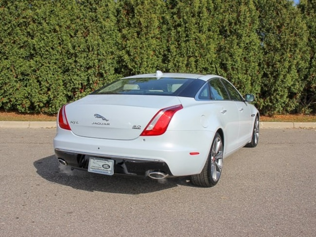 New 2019 Jaguar XJ For Sale | Macomb MI | SAJWJ2GD9K8W17771