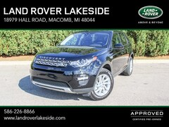 Used 2019 Land Rover Discovery Sport HSE SUV for sale in Macomb MI