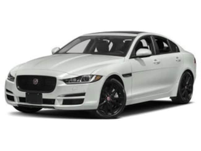 New 2019 Jaguar XE 25t Premium Sedan in Macomb