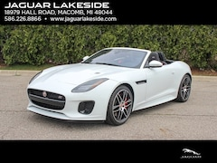 New 2020 Jaguar F-TYPE Checkered Flag Convertible Convertible for sale in Macomb MI