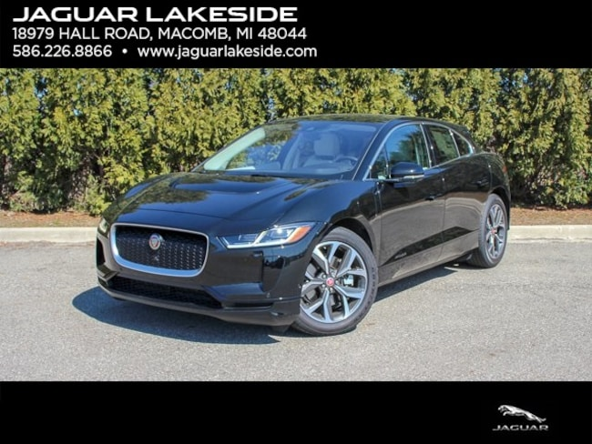 New 2019 Jaguar I-PACE HSE SUV in Macomb