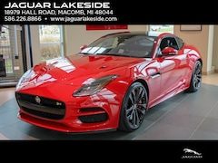 New 2019 Jaguar F-TYPE R Coupe for sale in Macomb MI
