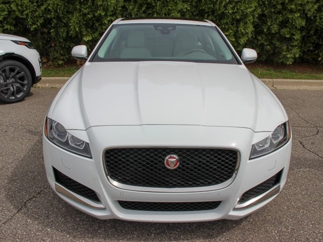 Used 2018 Jaguar XF For Sale | Macomb MI | SAJBK4FX6JCY54703