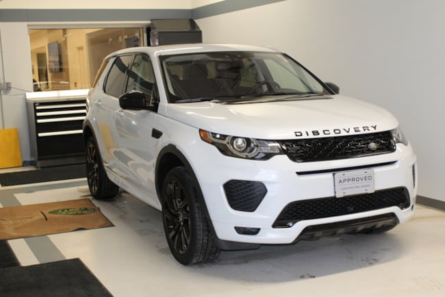 2018 Land Rover Discovery Sport HSE Lux Dynamic
