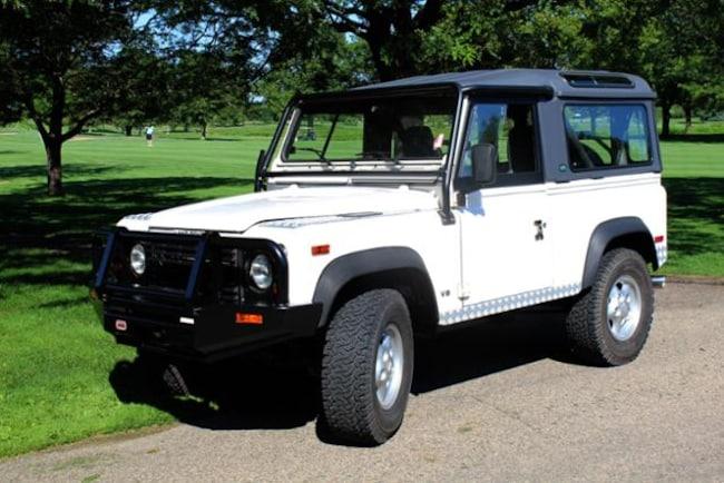 1997 Land Rover Defender 90 SUV