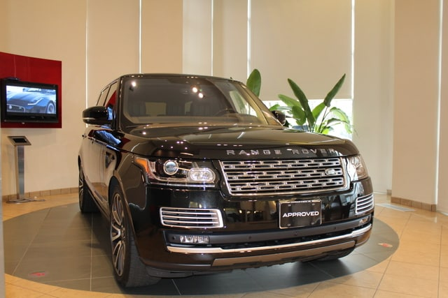 2017 Land Rover Range Rover 5.0 Supercharged SV Autobiography SUV