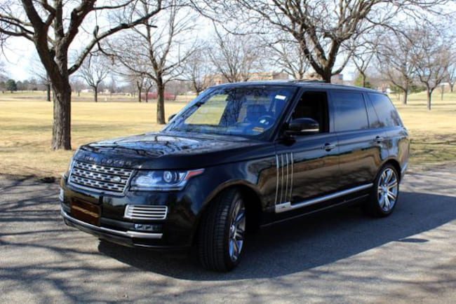 Used 2016 Land Rover Range Rover For Sale | St Louis Park MN