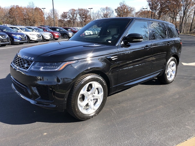 New 2019 Land Rover Range Rover Sport HSE SUV in Peoria