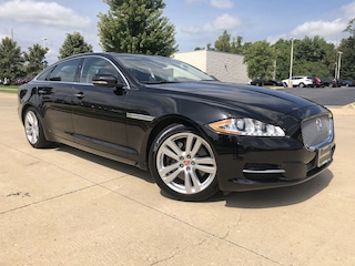 Used 2015 Jaguar XJ XJL Portfolio Sedan SAJWJ2GD1F8V83878 for sale in Peoria, IL at Jaguar Land Rover Peoria