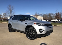Certified 2016 Land Rover Discovery Sport HSE AWD  HSE SALCR2BG6GH549179 for sale in Peoria, IL at Jaguar Land Rover Peoria