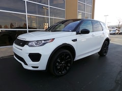 New 2018 Land Rover Discovery Sport HSE SUV for sale in Peoria, IL at Jaguar Land Rover Peoria