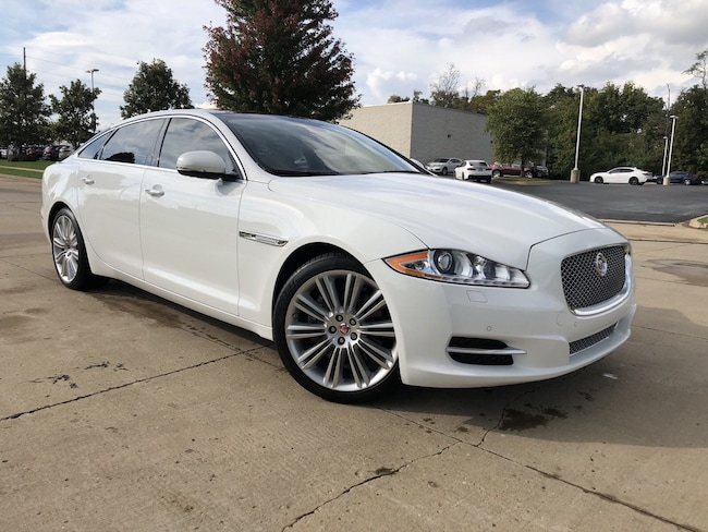 used 2015 Jaguar XJ XJL Portfolio Sedan in peoria