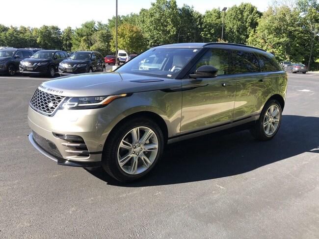 New 2019 Land Rover Range Rover Velar R-Dynamic SE SUV in Peoria