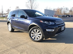 Certified 2016 Land Rover Discovery Sport HSE LUX AWD  HSE LUX SALCT2BG9GH624944 for sale in Peoria, IL at Jaguar Land Rover Peoria