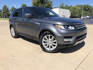 Used 2015 Land Rover Range Rover Sport HSE 4WD  HSE SALWR2VFXFA526737 for sale in Peoria, IL at Jaguar Land Rover Peoria